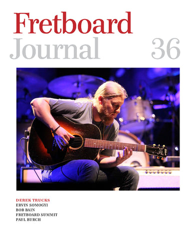 Fretboard Journal 36 Digital Download