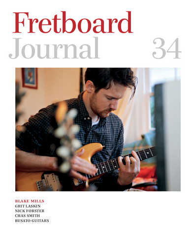 Fretboard Journal 34 Digital Download