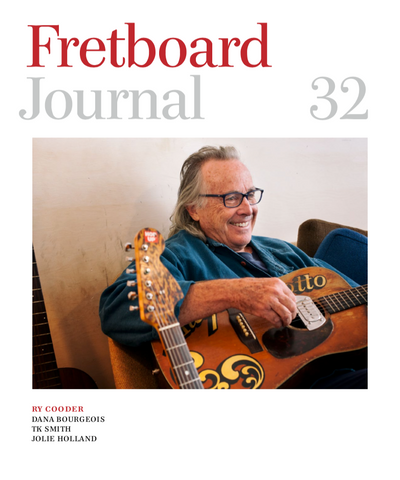 Fretboard Journal 32 Digital Download