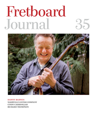 Fretboard Journal 35 Digital Download