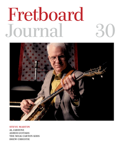 Fretboard Journal 30 Digital Download