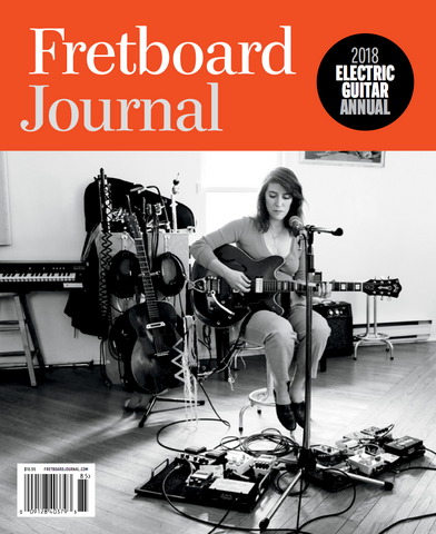 Fretboard Journal Electric Annual 2018 Digital Download