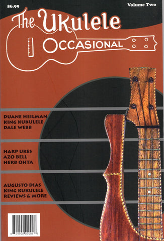 The Ukulele Occasional #2 - The Fretboard Journal