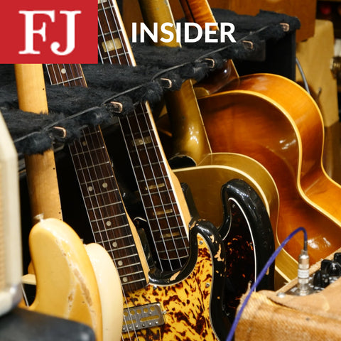 Fretboard Journal Insider