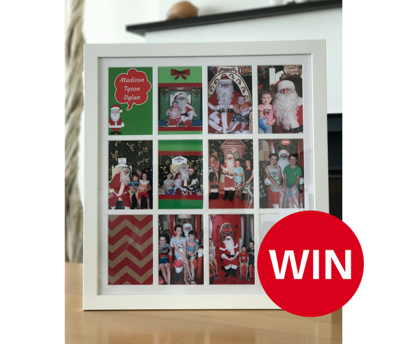 CHRISTMAS FRAME COMPETITION