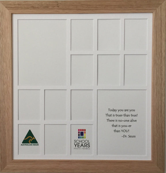 New Large Pre-School Frame now available