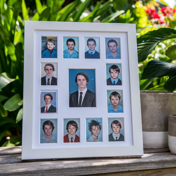 COMPETITION - WIN YOUR CHOICE OF SCHOOL YEARS FRAMES