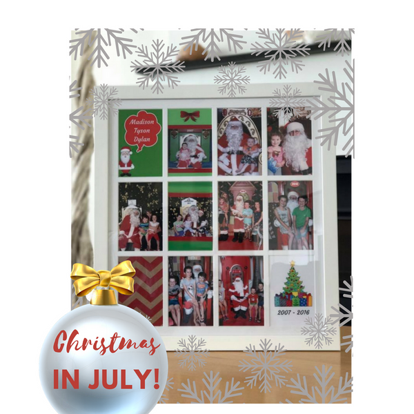CHRISTMAS IN JULY COMPETITION