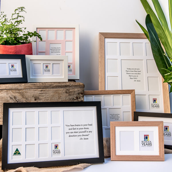 A Buyers Guide to School Years Photo Frames