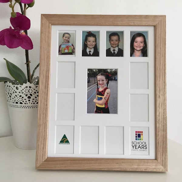 Mothers Day Gift & New Oak Frame!