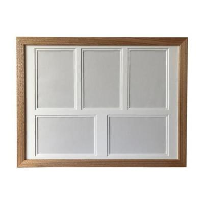 "Deluxe Gallery Photo Frame - 5 x 6x4"" Photos"