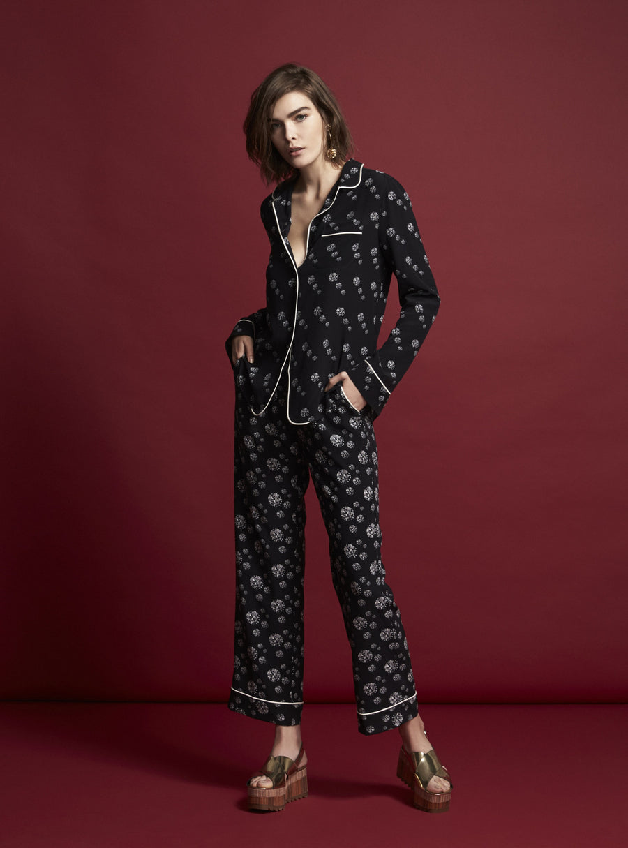 DIAMANTE CLASSIC LOUNGEWEAR FROM