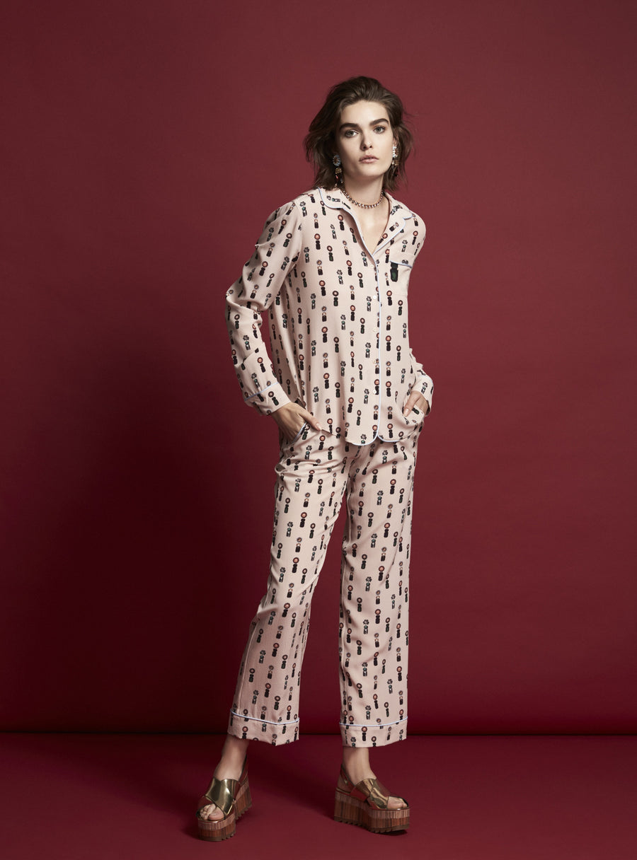 PAINTED MUSE CLASSIC LOUNGEWEAR FROM