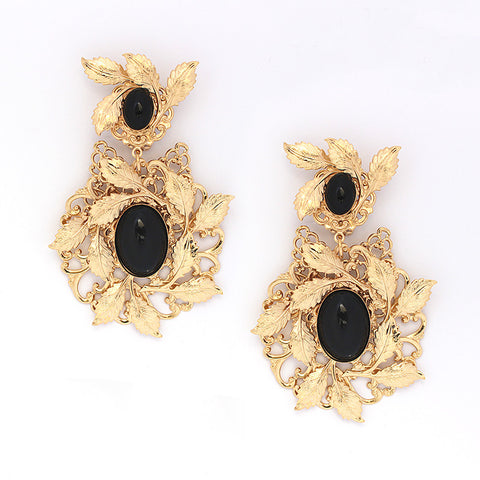 CARMEN EARRINGS - SMALL Special Orders available upon request once sold out.