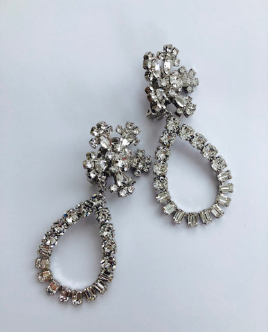 LUCIA DIAMANTE DROP EARRINGS