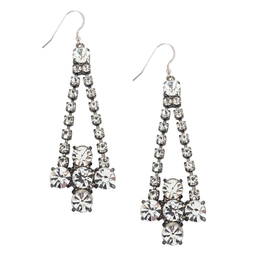 LIZA EARRINGS LONG