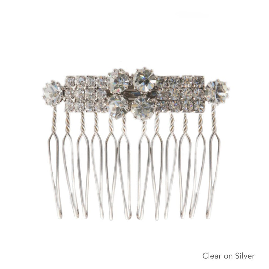 LOVE NOTE HAIR COMB