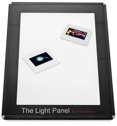 Ultra-Slim LED Light Panel - Blue
