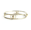 Collins Bangle - Gold