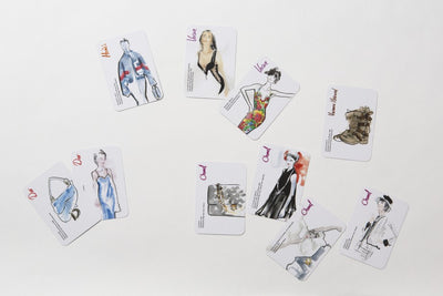 Fashion Collections: A Go Fish Game
