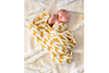 Milkbarn Organic Cotton Swaddle Cheetah
