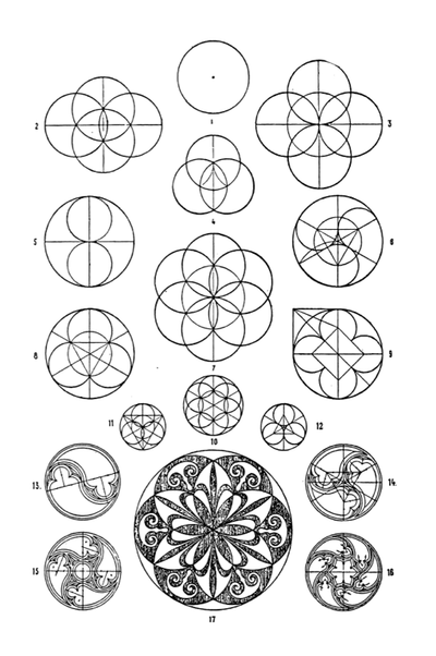 Sacred Geometry: Printed Edition