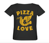 Kids Pizza & Love Tee