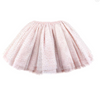 Glinda Fairy Skirt - Ivory/ Gold-Blush Pink