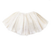 Glinda Fairy Skirt - Ivory/ Gold on Oyster