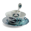 Kid's Amalfi Mealtime Set- Aqua Amalfi