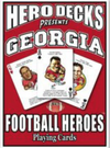 Deck of Cards- Georgia Football Heroes