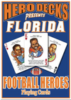 Deck of Cards- Florida Football Heroes