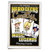 Deck of Cards- Country Music Heroes