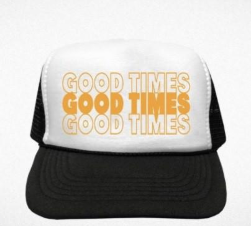 9c0ce022 Kids Good Times Trucker Hat - Smith Collective