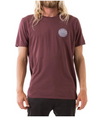 Katin Sundown Tee- Deep Red