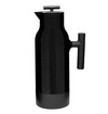 Accent Coffee Pitcher- Black