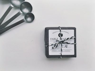 Chef Charcoal Soap