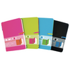 Color Pop Notebook- Available in 4 Colors