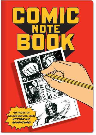 Large Comic Notebook