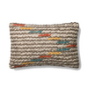 Dhurri Pillow- Multi/Light
