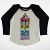 Kids Dream In Color Raglan
