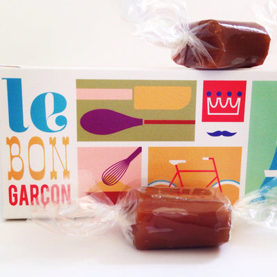 Le Bon Garcon - Honey Lavender 4-oz Gift Box