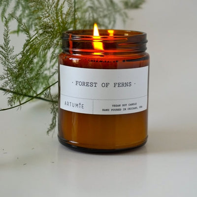 Forest of Ferns 9 oz Soy Candle