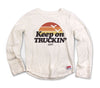 Kids Keep on Truckin' Long Sleeve