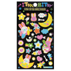 Moon Beams Glow In The Dark Stickers