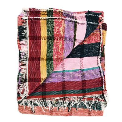 Multicolored Blanket