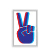 Throw Your Deuces Up Print