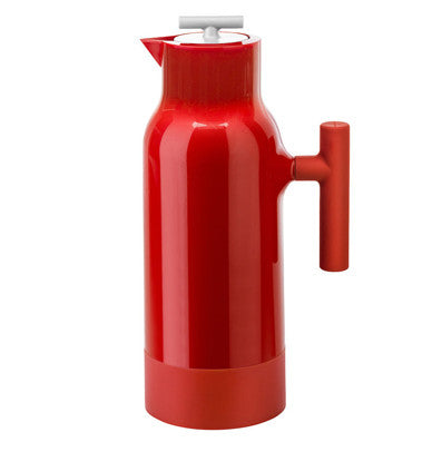 Accent Coffee Pitcher- Red