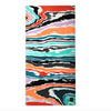 Slow Tide Fink Beach Towel