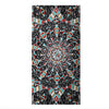 Slow Tide Sun Medallion Beach Towel